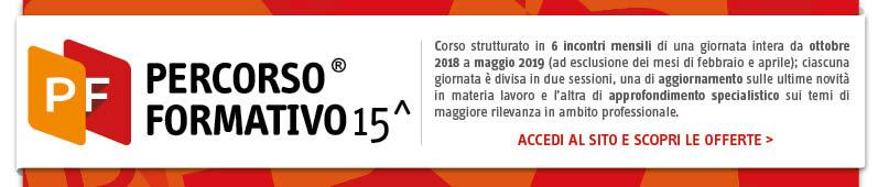 Percorso formativo 2018/2019