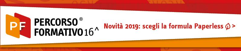 Percorso formativo 2019/2020