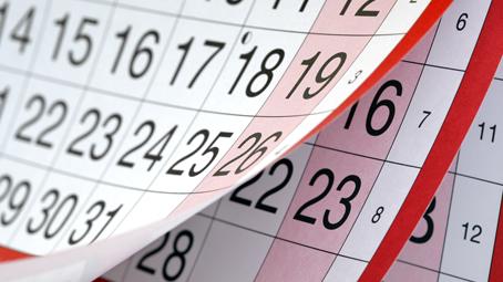 Calendario Con Festivita Del 2020.Calendario Delle Festivita Ebraiche Per Il 2020