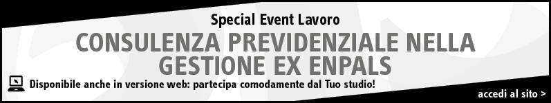 Consulenza Previdenziale nella gestione Ex Enpals