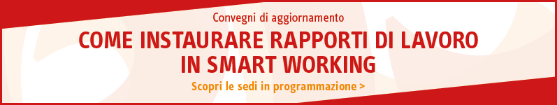 Come instaurare rapporti di lavoro in smart working