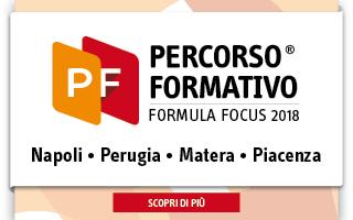 Percorso Formativo 2018 Formula Focus