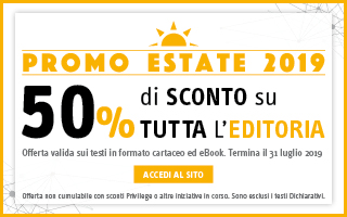 Editoria – promo estate sconto 50%