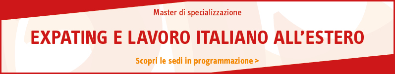 Expating e lavoro italiano all'estero
