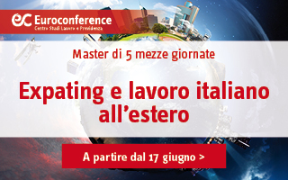 Expating e lavoro italiano all'estero