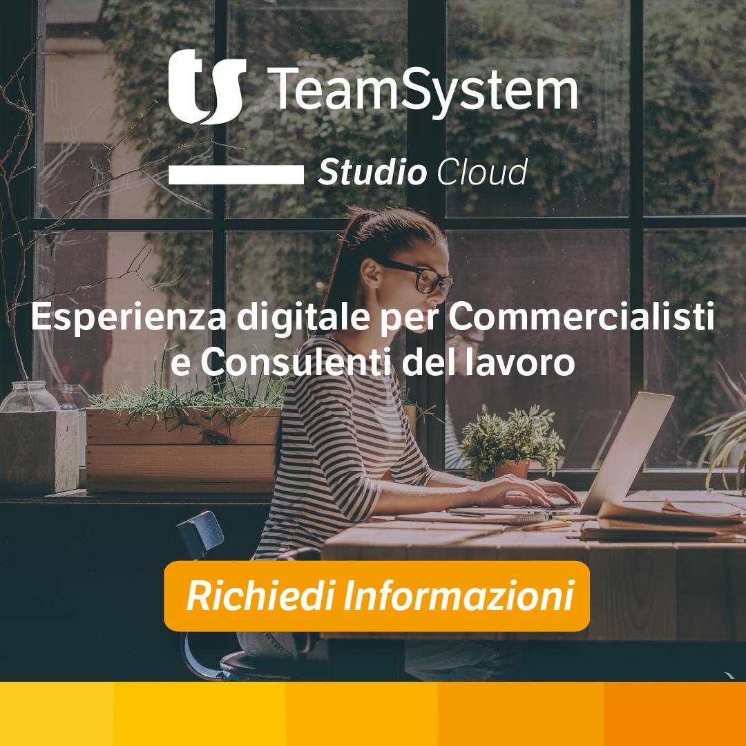 TeamSystem Studio Cloud